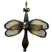 Cavender Metalworks Damsel Fly Hair Clip