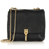 Elizabeth and James Cynnie Mini Pebble Lamb Shoulder Bag