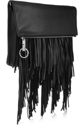 Elizabeth and James Andrew Fringed Clutch