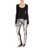 Mother XO Barneys New York Looker Skinny Jeans