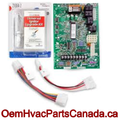 Universal 2-Stage Furnace Control Kit Circuit Board 21V51U843 ECM