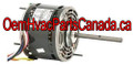 OEM Furnace Blower Motor Canada 1/4 HP - 115V Direct Drive