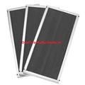 Venmar/VanEE Air Exchangers Charcoal filter 03315 Pack-3