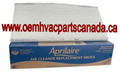 Aprilaire/SpaceGard 401 High Efficiency Air Cleaner Filters Package of 2