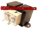 OEM Evcon Tyco Coleman Furnace Transformer 208 220 240 24 volt 4000-02V18BB39