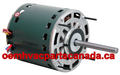 GE 3583 MOTOR 115V, 1050 RPM, 1/4 HP, 3 SPEED