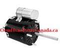 """Fasco D1127, 3.3"""" Motor - 115/230 Volts 1550 RPM Canada"""