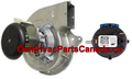 Genuine Lennox Inducer Motor 24W95 and Pressure Switch 24W97