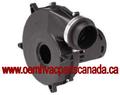 A188 Goodman/Janitrol/Amana Inducer Motor / Exhaust Motor # B4833000S 7021-10958 RFB483