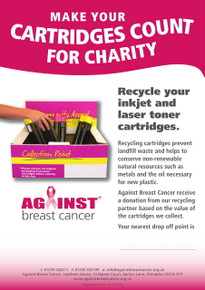 Cartridge Recycling Poster