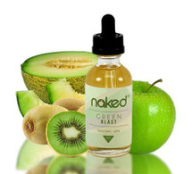 Green Blast - Naked 100 - 60ml
