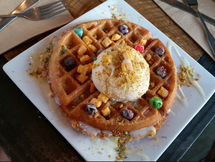 Waffle Berry Crunch eJuice
