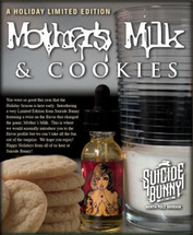 Milk & Cookies - Suicide Bunny - 60ml