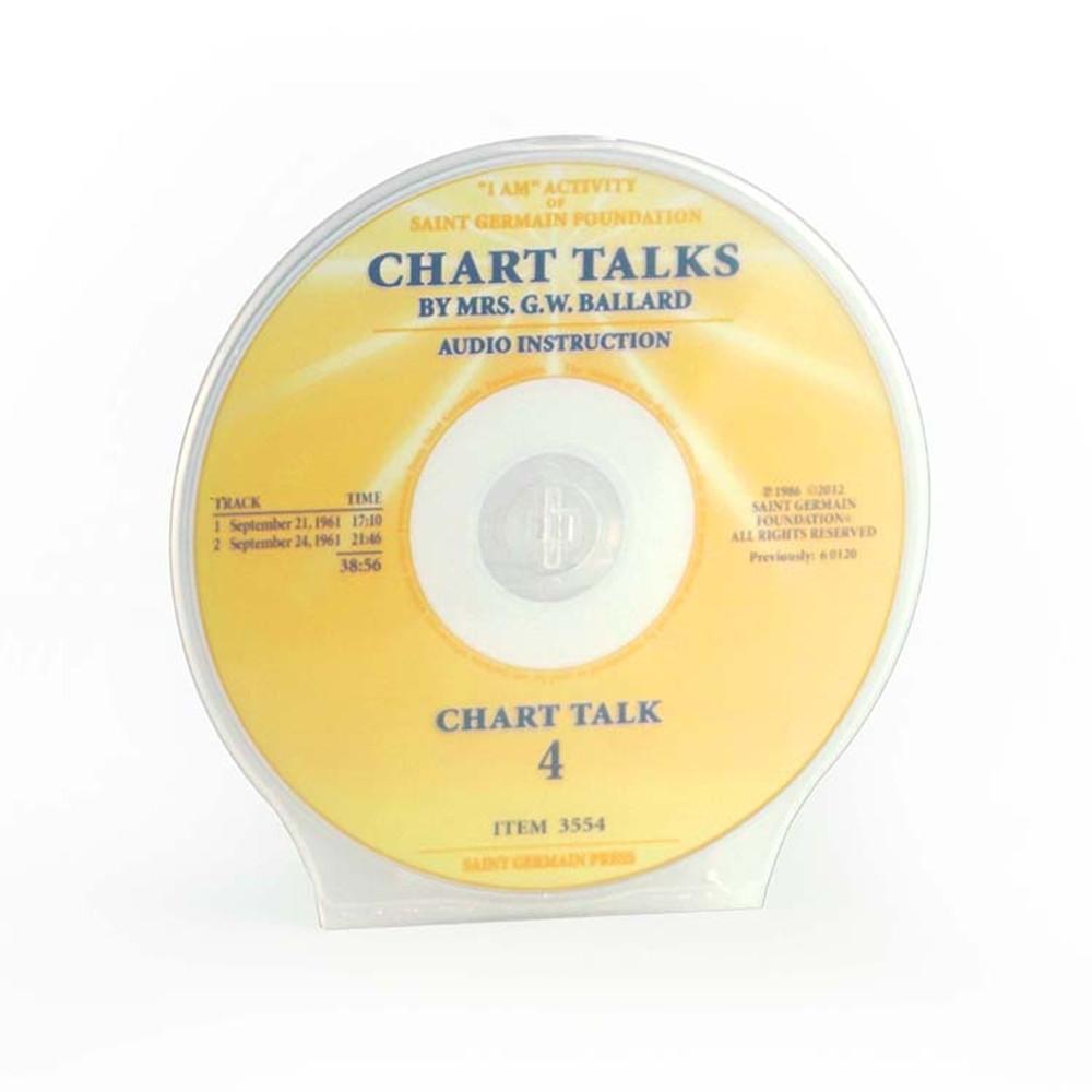Chart Talks 4 - CD