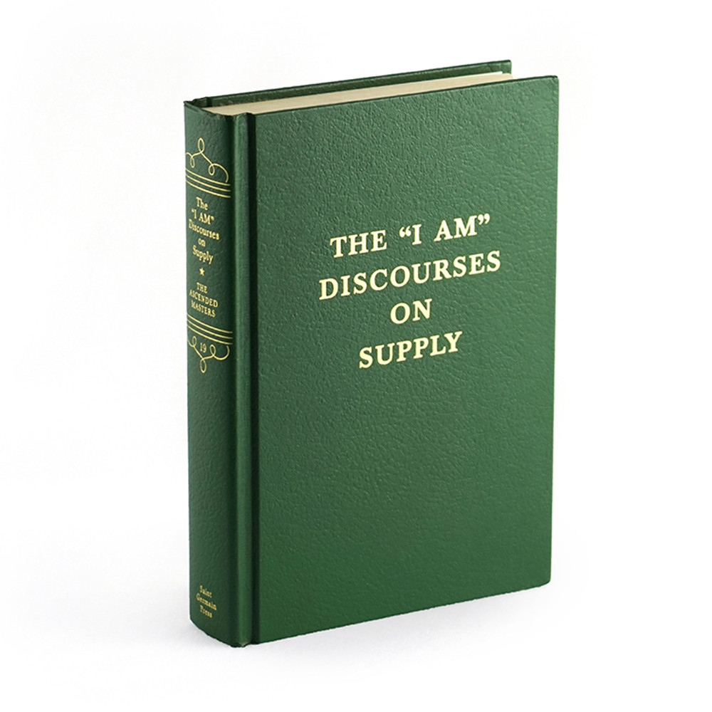 """Volume 19 - The """"I AM"""" Discourses on Supply"""