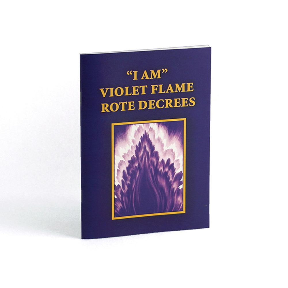 Violet Flame Rote Decrees