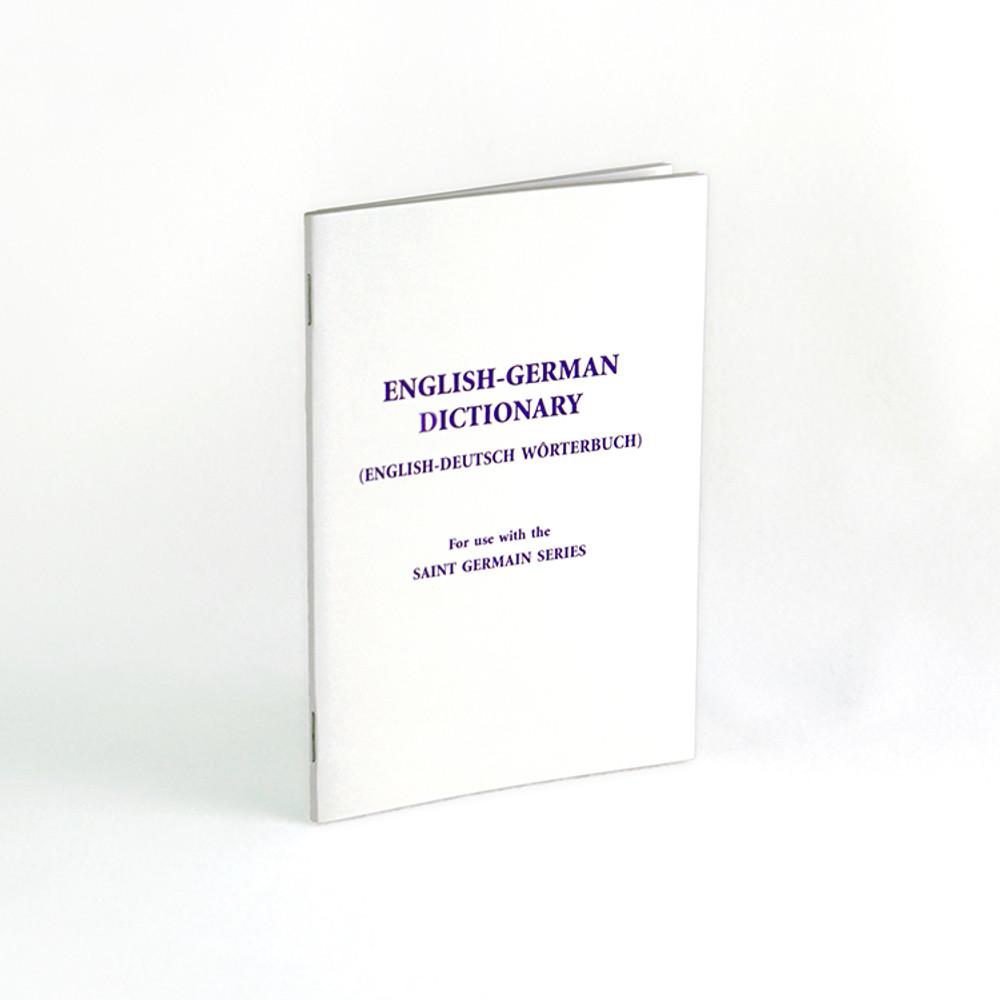 English-German Dictionary