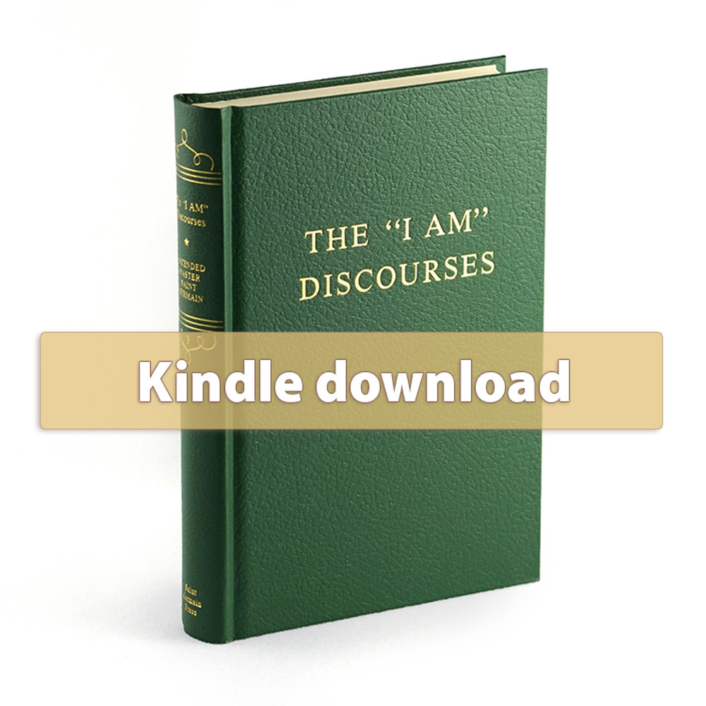 """Volume 03 - The """"I AM"""" Discourses - Kindle"""