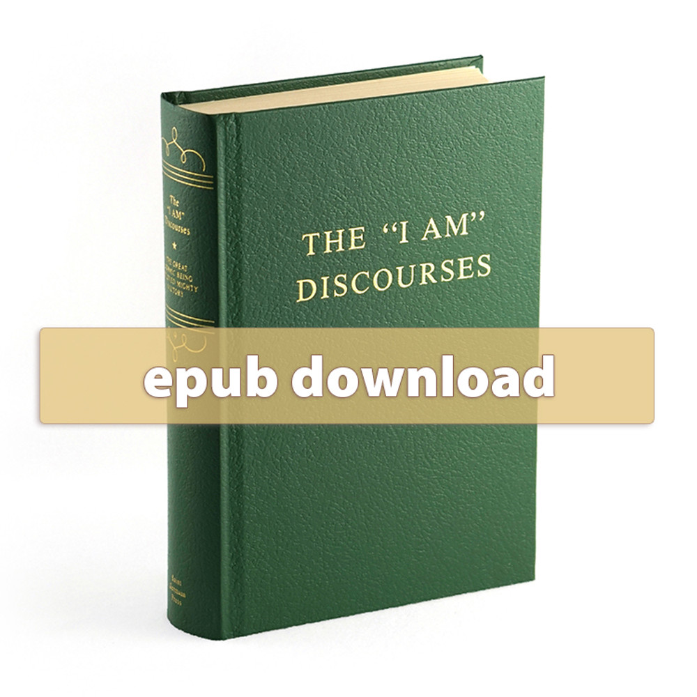 "Volume 09 - The ""I AM"" Discourses - epub"