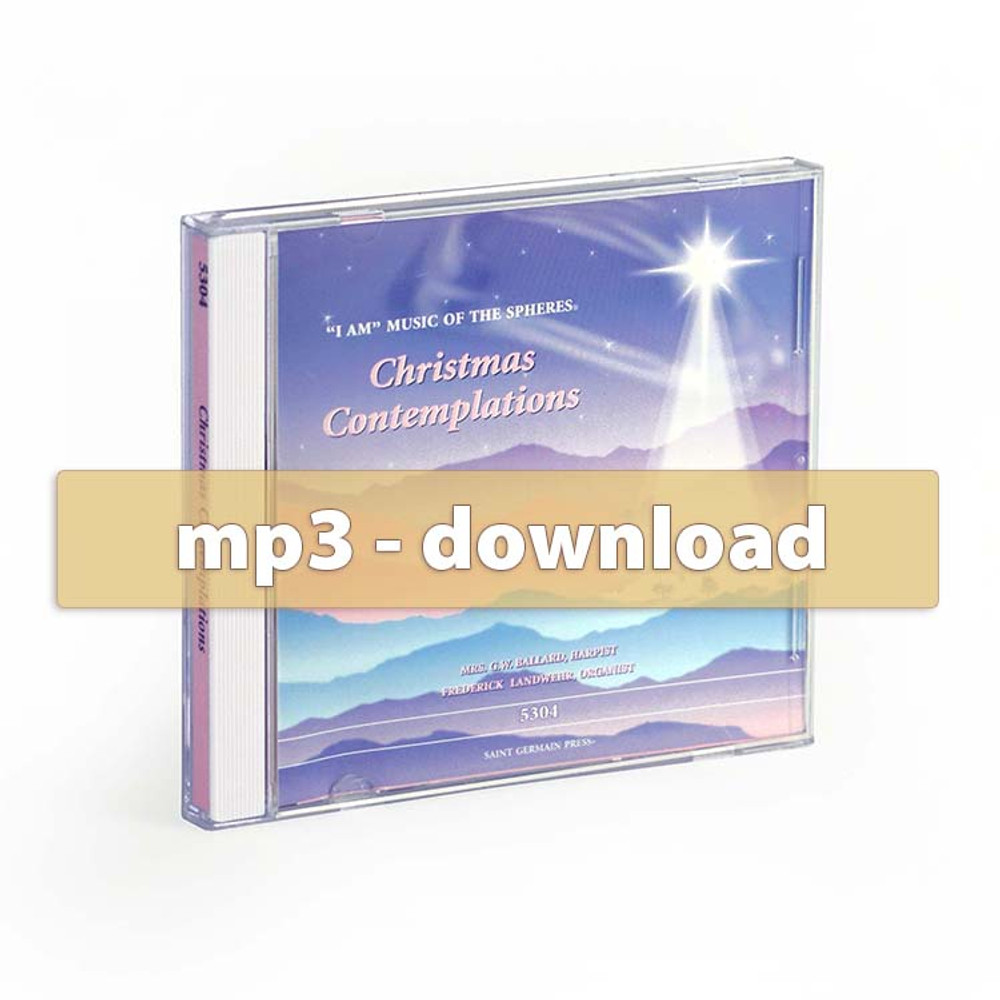 Christmas Contemplations - mp3 album