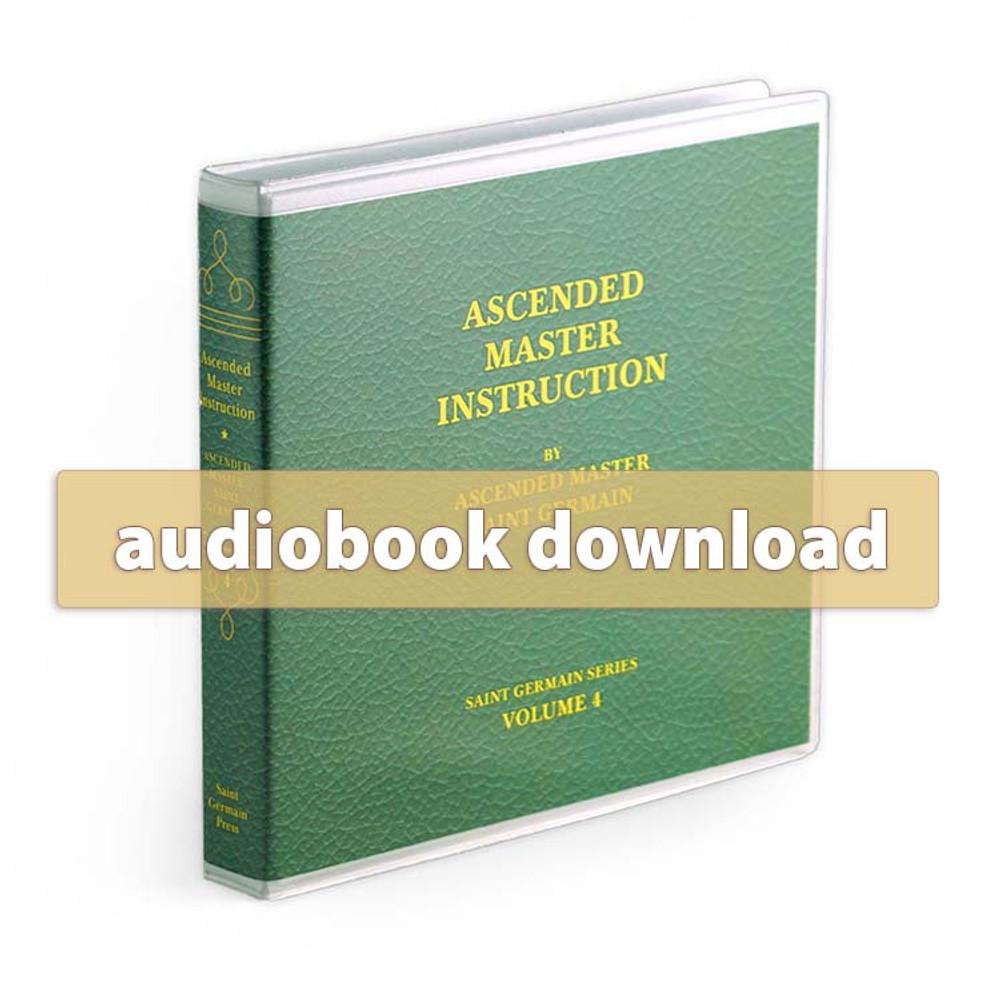 Volume 04 - Ascended Master Instruction - m4b