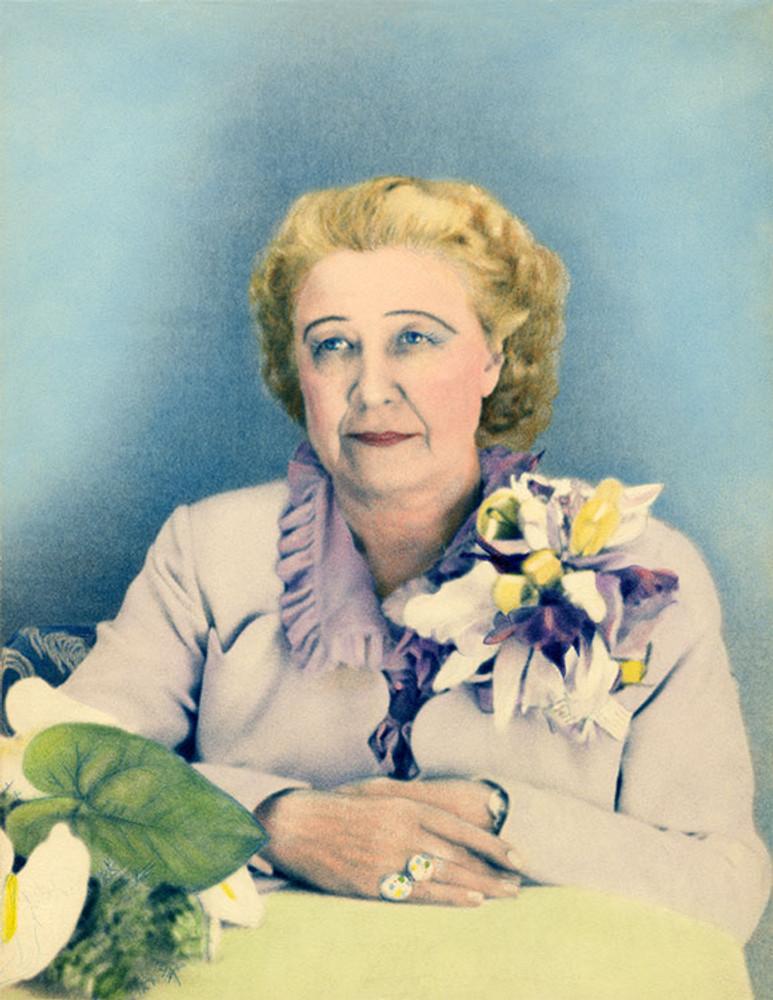 Mrs. Ballard Lavender Suit