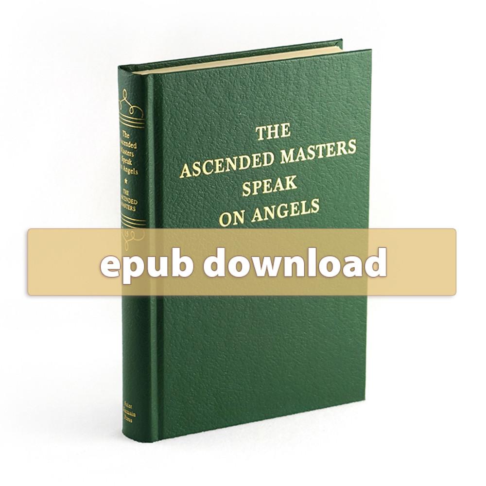 Volume 15 - The Ascended Masters speak on Angels - epub