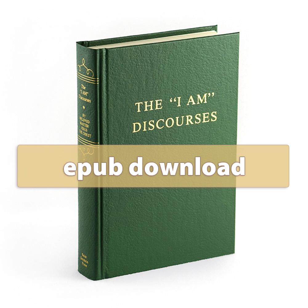 """Volume 17 - The """"I AM"""" Discourses - epub"""