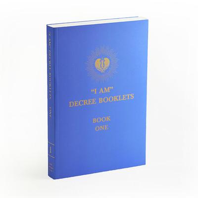 I AM Decrees - Book 1