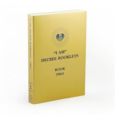 I AM Decrees - Book 2