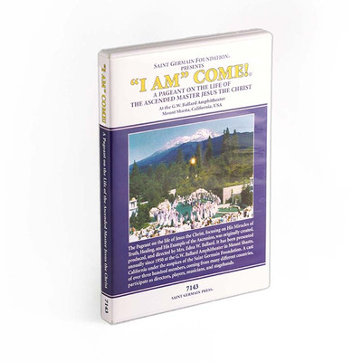 I AM Come Pageant - 2 DVD set