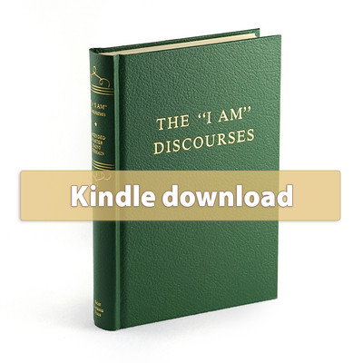 "Volume 03 - The ""I AM"" Discourses - Kindle"