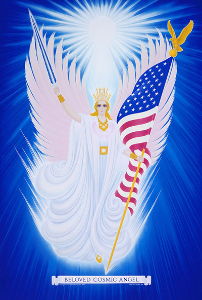 Great Cosmic Angel