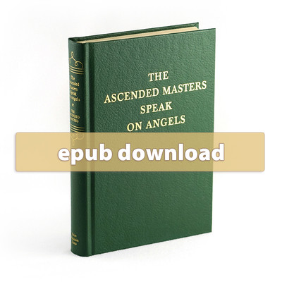 Volume 15 - The Ascended Masters speak on Angels - epub