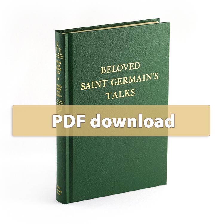 Volume 13 - Beloved Saint Germain's Talks - PDF