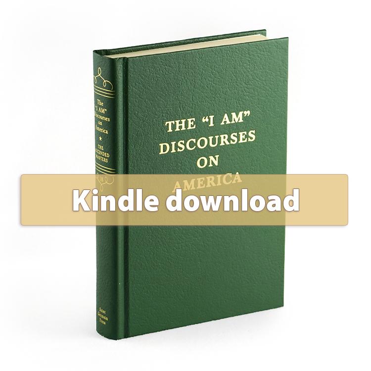 "Volume 18 - The ""I AM"" Discourses on America - Kindle"