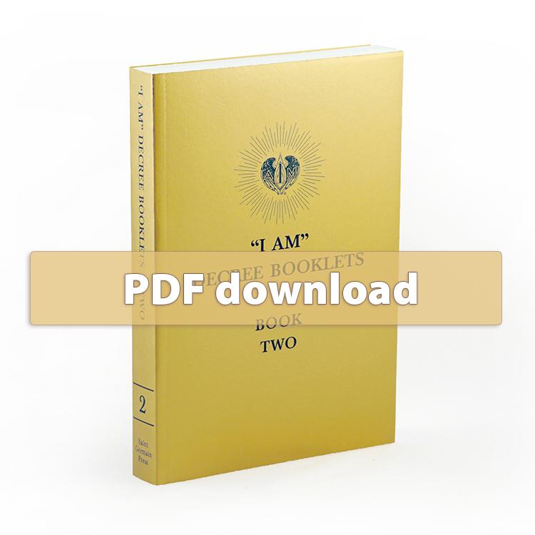 I AM Decrees - Book 2 - PDF