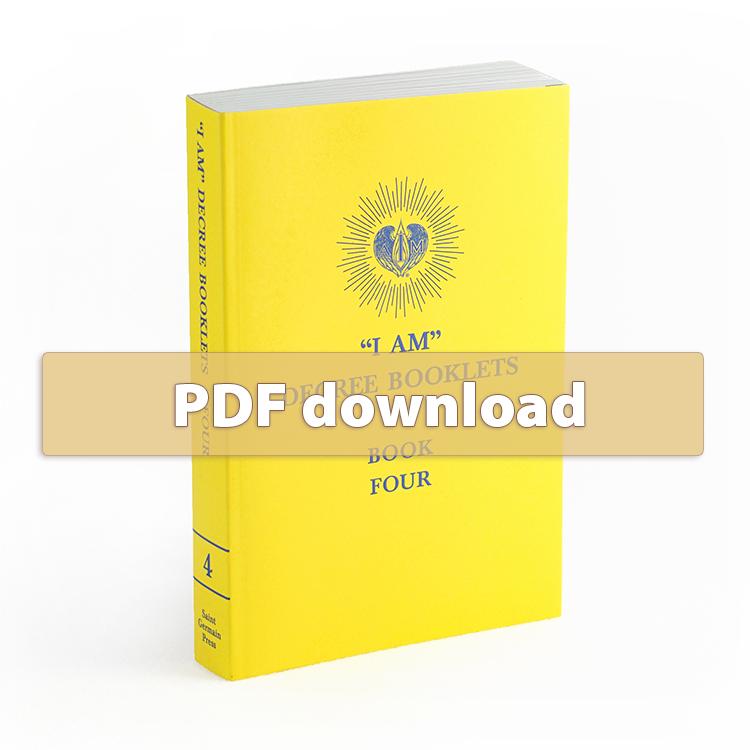 I AM Decrees - Book 4 - PDF