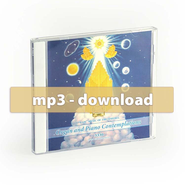 Organ and Piano Contemplations - mp3 album
