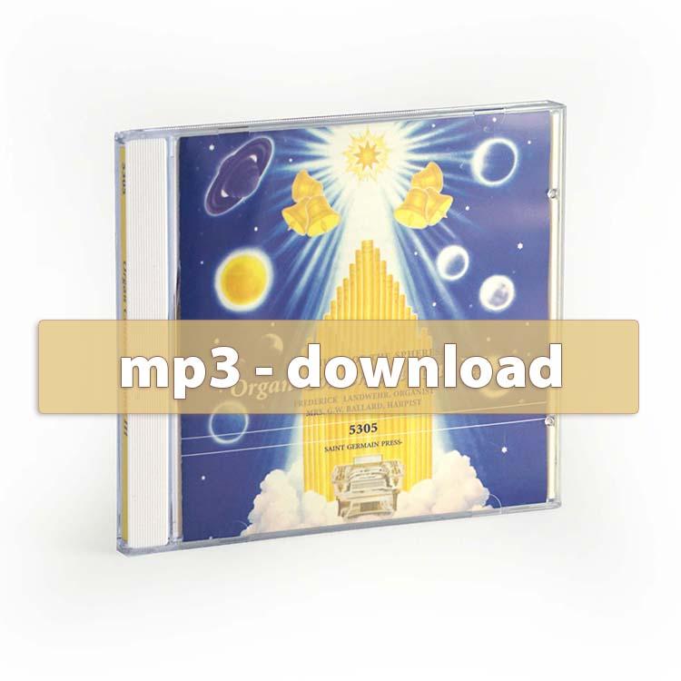 Organ Contemplations III - mp3 album