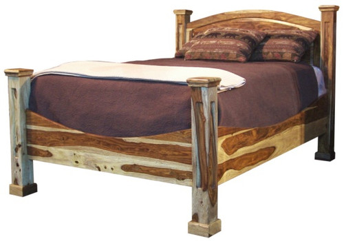Sheesham Bed - Outwest Furniture