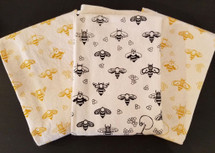 Honeybees Flour Sack Tea Towel