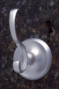 JVJ 24208 Paramount Series Satin Nickel Deco Robe Hook