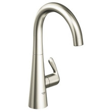 Grohe 30026DC0 Ladylux Single Handle Cold Water Faucet - SuperSteel
