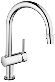 Grohe 31359000 Minta Touch Single Handle Electronic Kitchen Faucet - Chrome