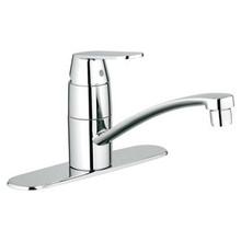 Grohe 31135000 Eurosmart Cosmopolitan Single Handle Kitchen Faucet With Swivel Spout - Chrome