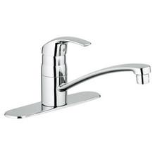 Grohe 31133001 Eurosmart Single Handle Kitchen Faucet With Swivel Spout - Chrome