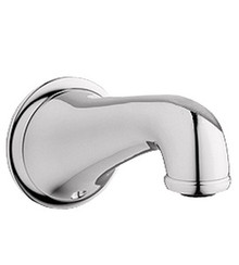 Grohe 13615BE0 Seabury Wall Mount Tub Spout - Polished Nickel