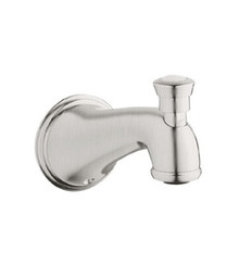 Grohe 13610EN0 Geneva Diverter Tub Spout - Brushed Nickel