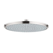 "Grohe 28783EN0 16"" Rainshower Jumbo Shower Head - Brushed Nickel"